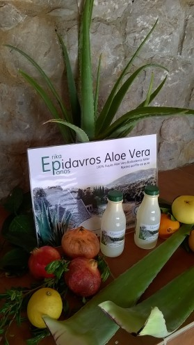 Aloe Vera Gel 2